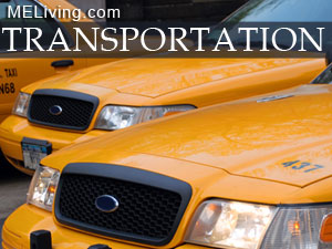 Maine Transportation Bus Limo Taxi Train Car Rental
