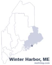 Winter Harbor Maine Real Estate Lodging Information Travel