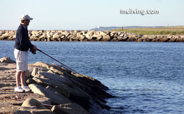 Maine saltwater fishing guides rules regulations licenses for Deep sea fishing maine