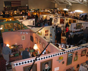 Maine Antiques Stores, Festival