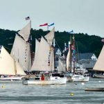 Windjammer Days, Boothbay Harbor annual event,Maine festival