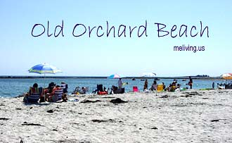 Old Orchard Beach Maine Vacations!