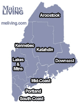 Maine Pet Friendly Lodging, Maine Dog-Friendly Hotels, Inns, Resorts, Vacation Homes