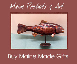 Shop for unique Maine Art and Made in Maine Products.