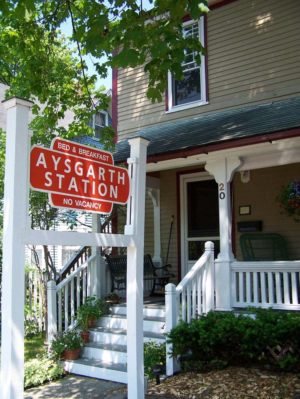 Aysgarth station bar harbor me inn lodging maine for Bar harbor motor inn