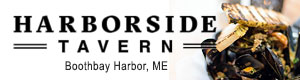 Harborside Tavern Boothbay Maine