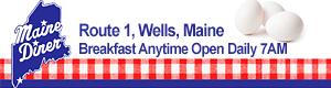 Maine Diner Wells Maine