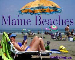 maine beaches