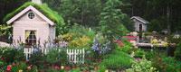 Coastal Maine Botanical Gardens, Boothbay Maine attraction