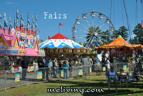Maine Agricultural Fairs Field Days Expo Country Fairs Carnivals ...