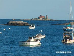 View from Kittery, ME