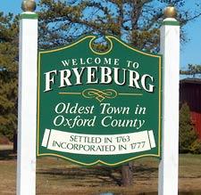 Fryeburg Maine
