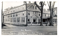 Maine Historic Inns