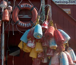 Wells Harbor Maine