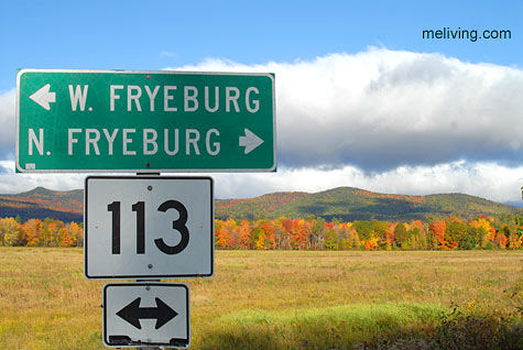 Fryeburg Maine Lodging