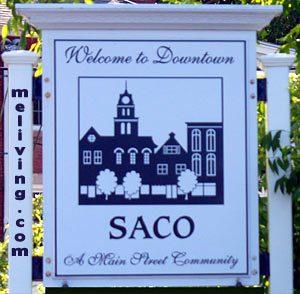 Saco Maine