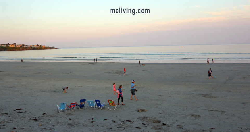 York ME Beach