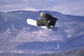 Maine SNowboarder