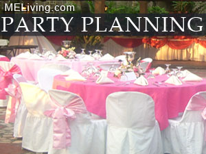 party planning tips from Maine Living Magazine