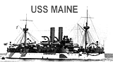 US Warships: USS MAINE