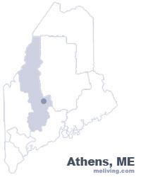 Athens, Maine