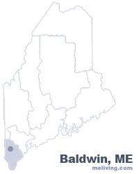 Balwdin Maine