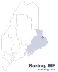 Baring, Maine