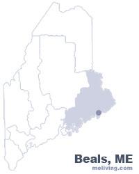 Beals, Maine
