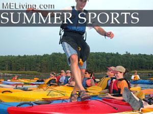 maine summer sports