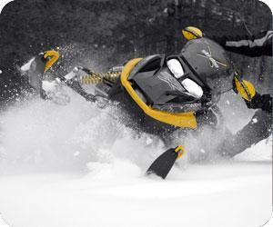 Maine Snowmobile Season