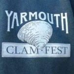 Yarmouth Clam Festival,annual Maine event, free festival,fundraiser,Yarmouth Maine