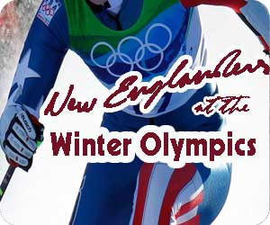 Maine Athlete in the Winter Olympics