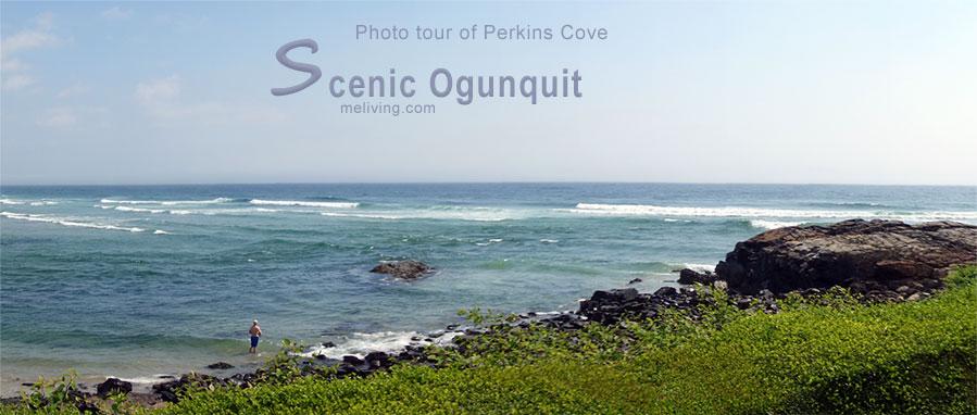 Southern Maine Vacation Destination Perkins Cove Ogunquit