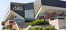 Cross Insurance Arena - was the Cumberland County Civic Center Portland ME