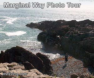 Maine Vacations Marginal Way Ogunquit