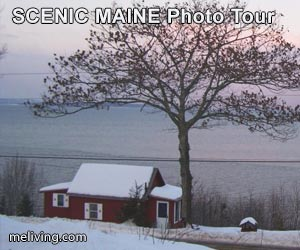 Scenic Maine Photo Tour